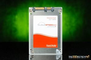 SanDisk CloudSpeed Eco Front