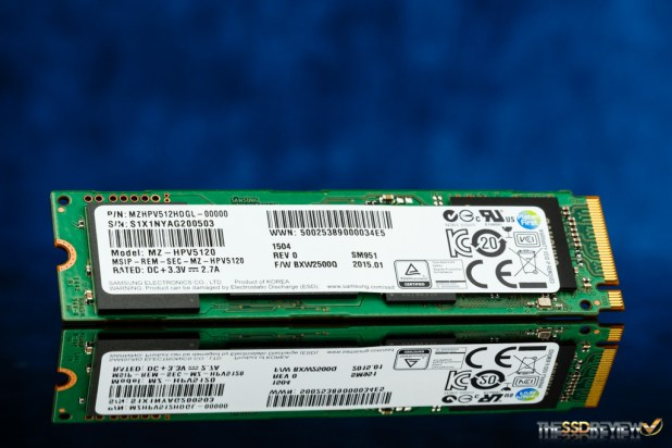 Samsung SM951 AHCI M.2 PCIe 512GB Main