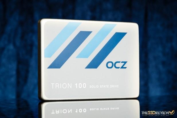 OCZ Trion 100 SSD Main
