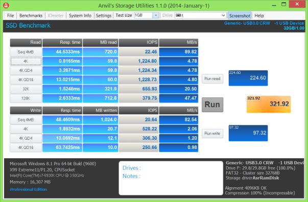 Samsung Pro Plus 32GB mSDHC Card Anvil
