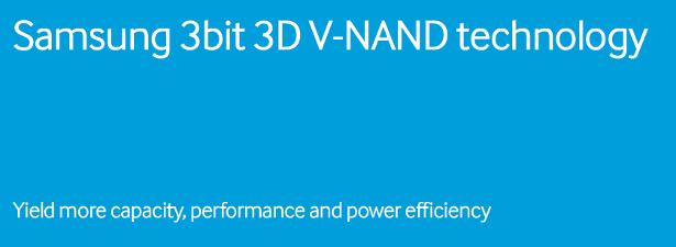 Samsung 3D VNAND banner 3