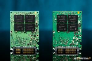 Samsung PM863 & SM863 960GB PCB Back