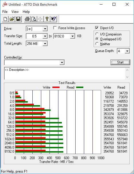 Atto - Plextor M6V