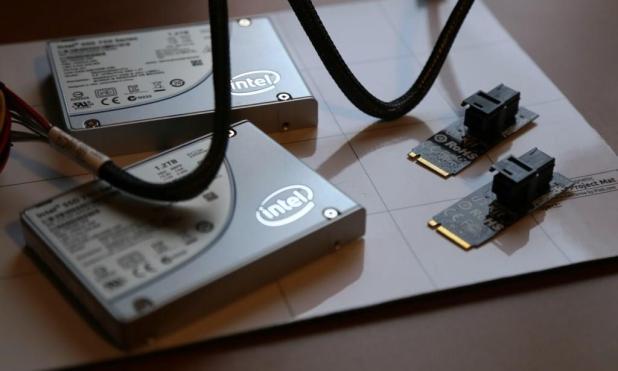 Intel 750 U@ 1.2GB SSDs with U2 M2 Adapters