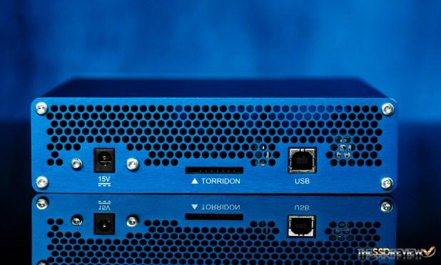 Quarch Technology Power Module Back