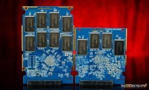 PNY XLR8 CS2211 SSD PCB Back