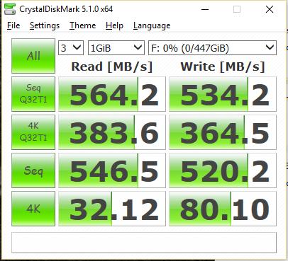 PNY CS1311 SSD 480GB CDM