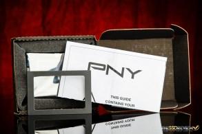 PNY CS1311 SSD Accessories