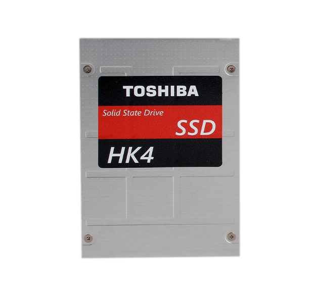 Toshiba HK4 front view