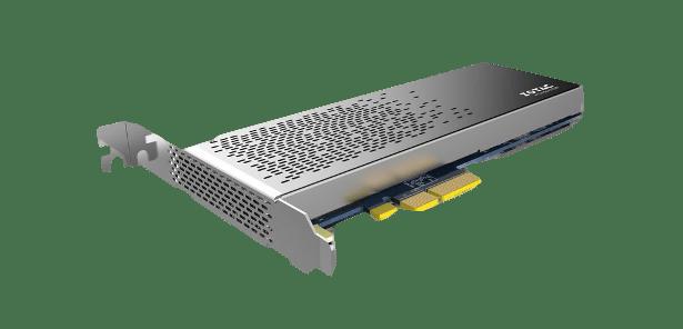 Zotac SONIX PCIe SSD angled
