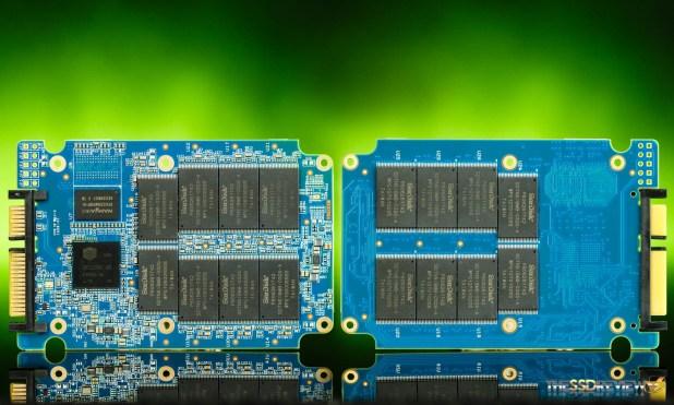 Mushkin Triactor SSD PCB