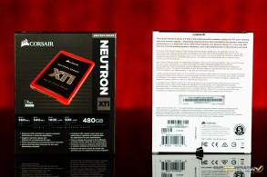 Corsair Neutron XTi 480GB Package