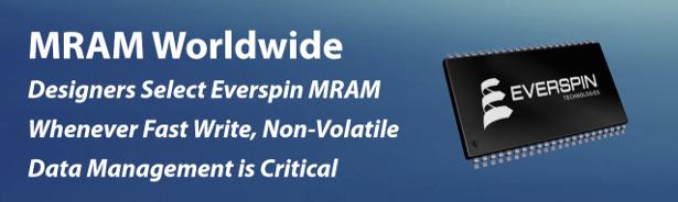 Everspin MRAM banner 1