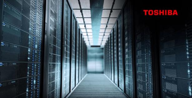 toshiba-3d-nand-server-room
