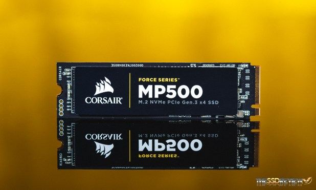 Corsair MP500 480GB SSD
