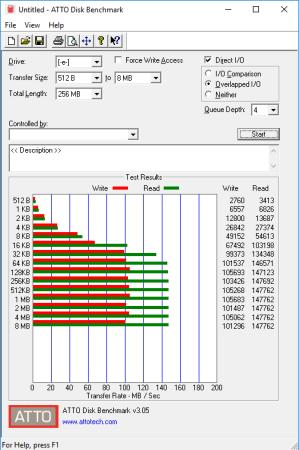 Apricorn Aegis Secure key 3z 8GB Test 3