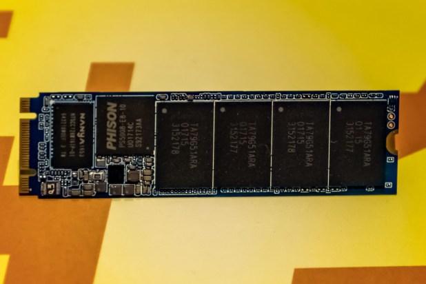 Patriot Scorch NVMe SSD
