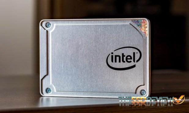 Intel SSD5 545s SATA 3 SSD 512GB