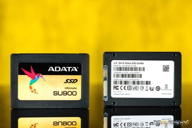 ADATA Ultimate SU900 Exterior