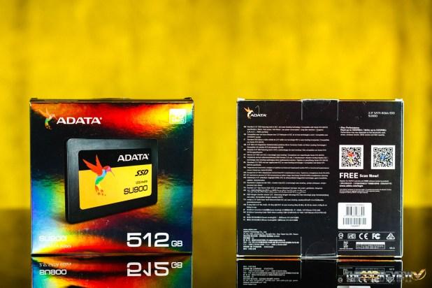 ADATA Ultimate SU900 Package