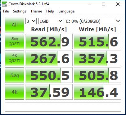 Biostar G330 SSD 256GB CDM