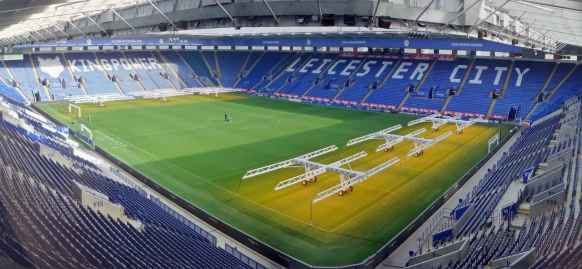 Image result for pic of leicester stadium