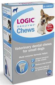 CEVA Logic Orozyme Chews for Dogs