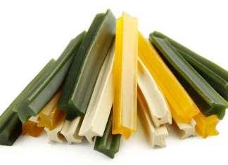 Dental Chew Sticks For Staffies