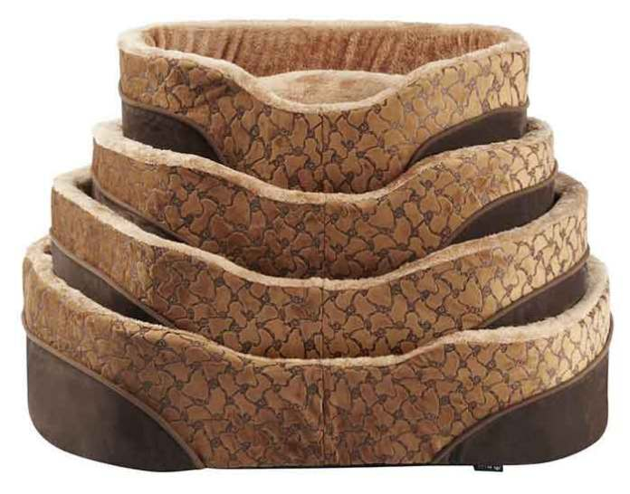 Staffy dog beds