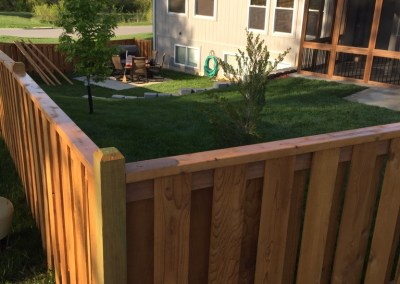 Blue Springs Fence & Porch Staining