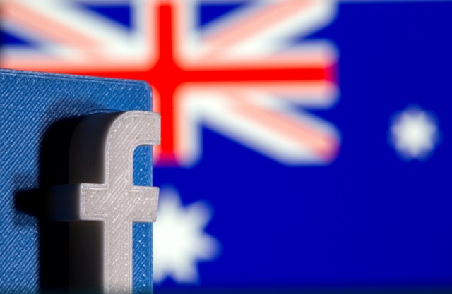 Earlier this week, Facebook's abrupt decision to stop Australians from sharing news on the site and strip pages of domestic and international news outlets has caused widespread anger. File Photo: Reuters.