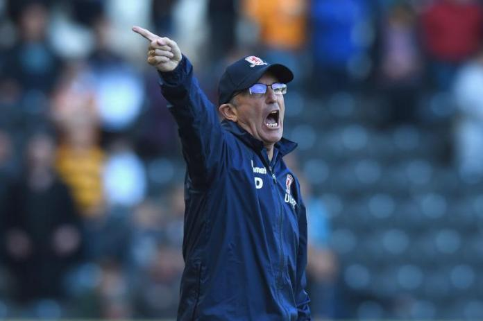 Tony Pulis appears set to take over as Sheffield Wednesday manager.  (Photo by Tony Marshall/Getty Images)