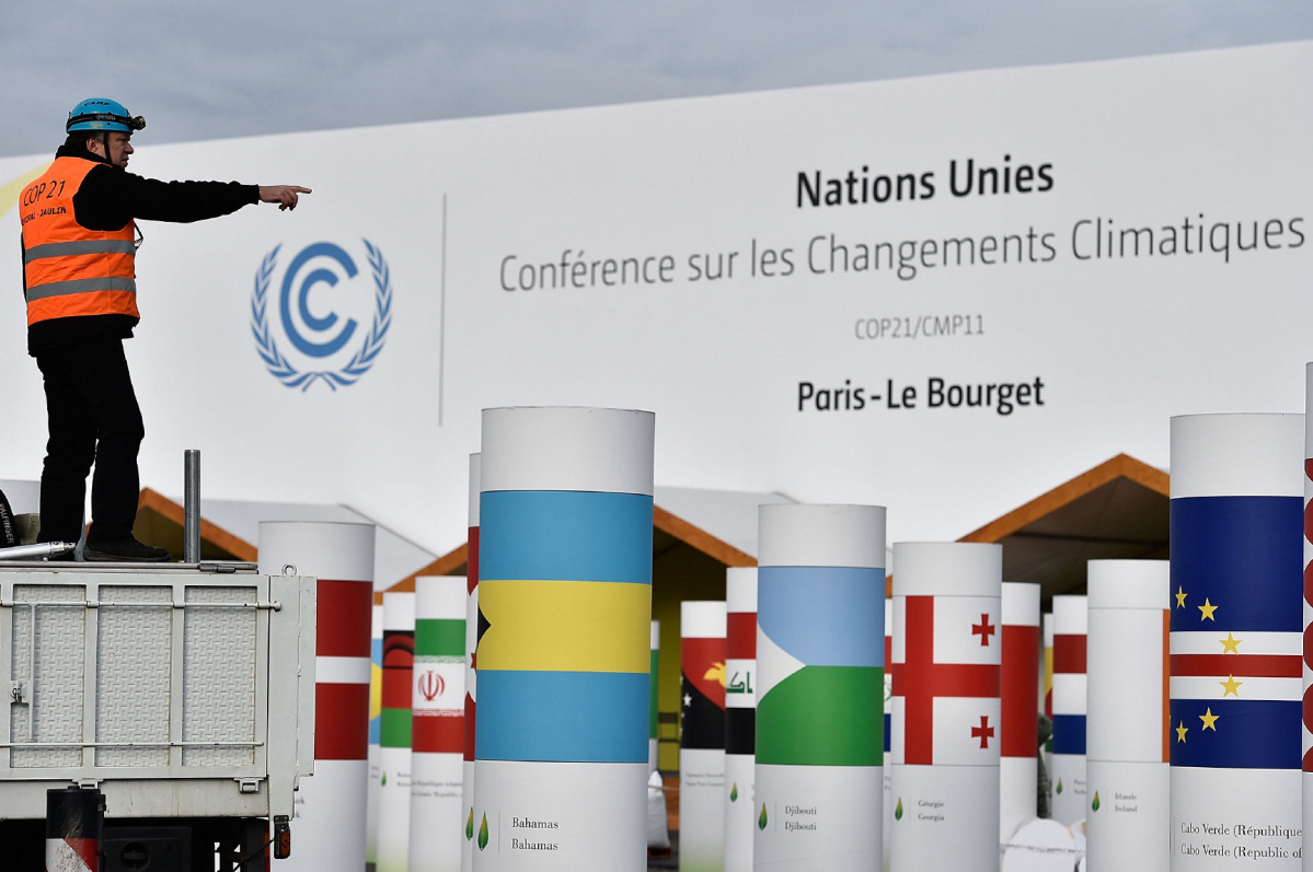 World In Climate Danger Zone Un Warns