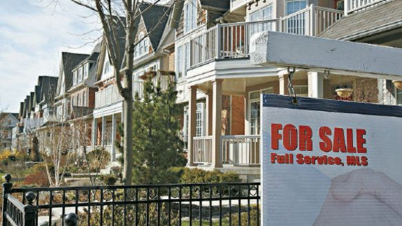 Canada's largest real estate association says 2013 is turning out better than expected and 2014 will be even stronger.