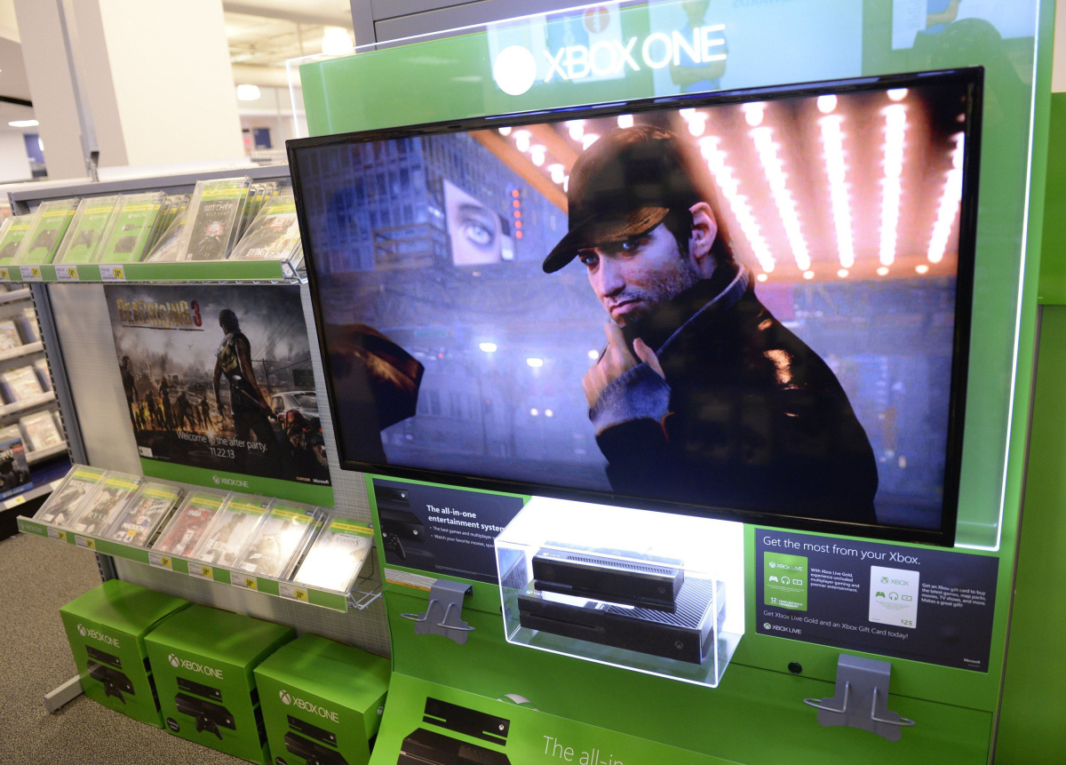 Xbox One Review Good For Gaming But Dont Ditch Your TV Remote Toronto Star