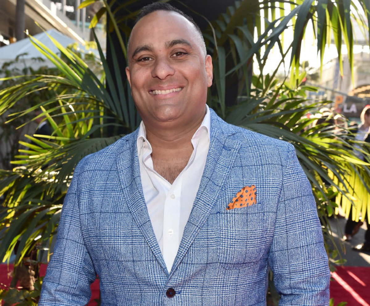 Russell Peters Was Willing To Wait For His Own TV Series