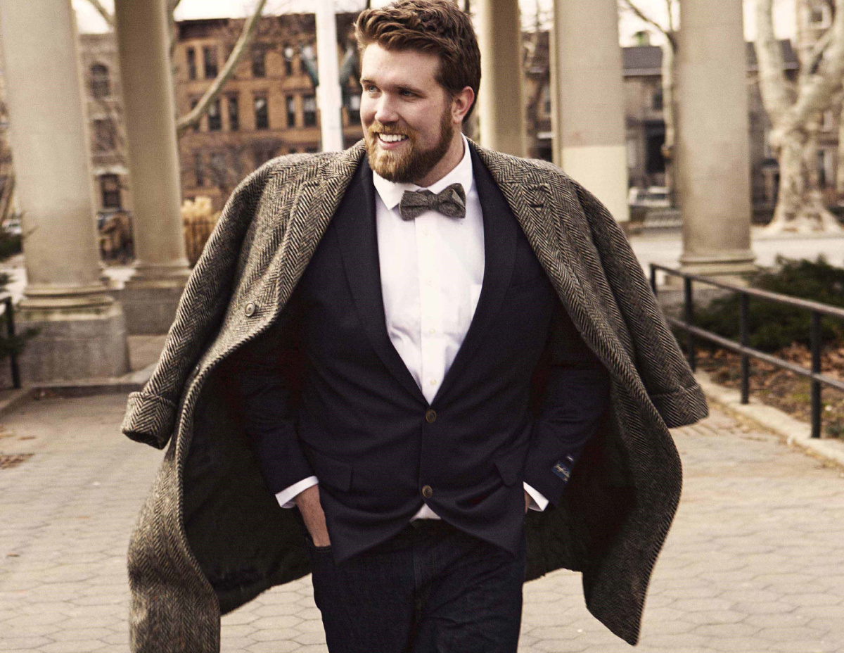 Zach Miko A Perfect Fit For Role Of Plus Sized Model