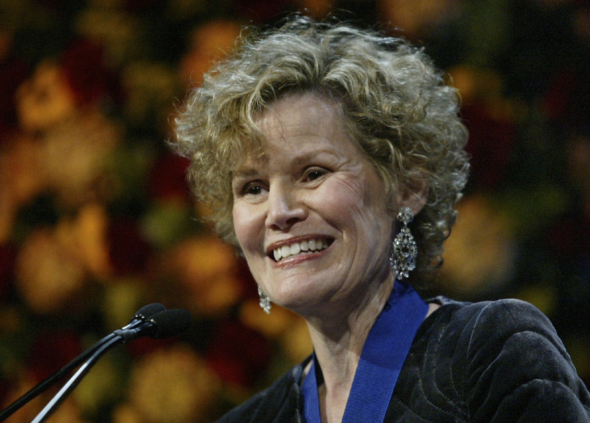Judy Blume On Her Books Mad Men The Hunger Games