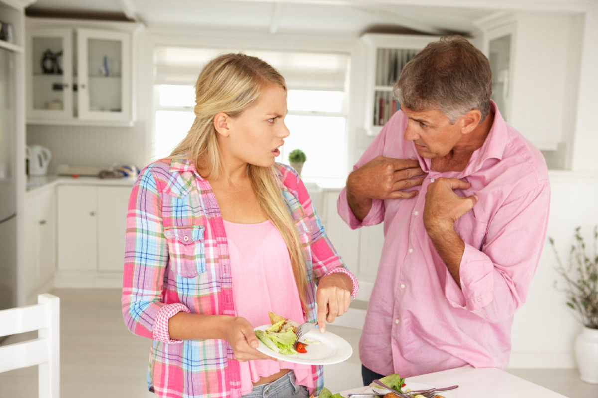 Teen S Ability To Argue With Parents Makes Them Less