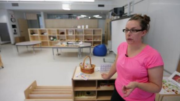 Thorncliffe gets new kindergarten-only school