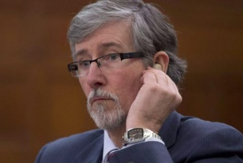 Privacy commissioner Daniel Therrien's office refused to release the letter detailing the concerns with Government Operations Centre operations, telling the Star to go through the access to information process.