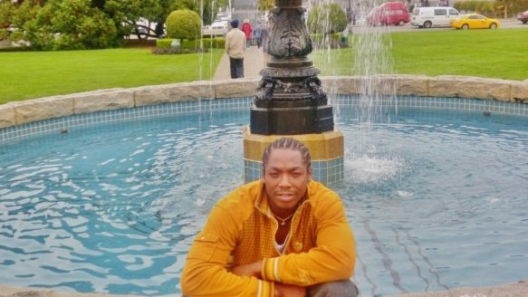Jermaine Carby, shot dead by Peel police on Sept. 24, 2014.