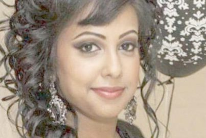 Rosemarie Junor, 28, died Wednesday, in hospital after being stabbed last week. On Thursday, charges against Rohinie Bisesar, 40, were upgraded to second-degree murder.