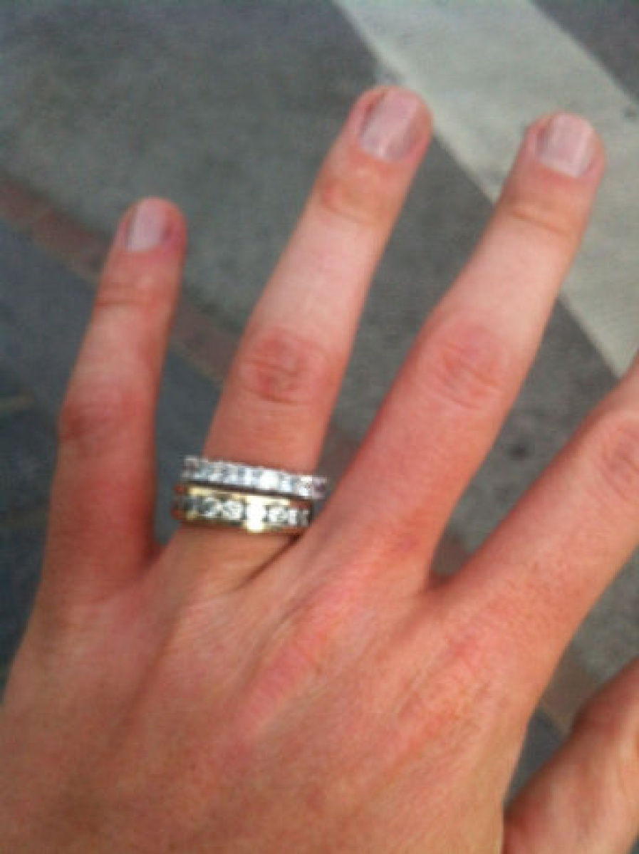 Loss Of Engagement Ring That Went Missing From Birks