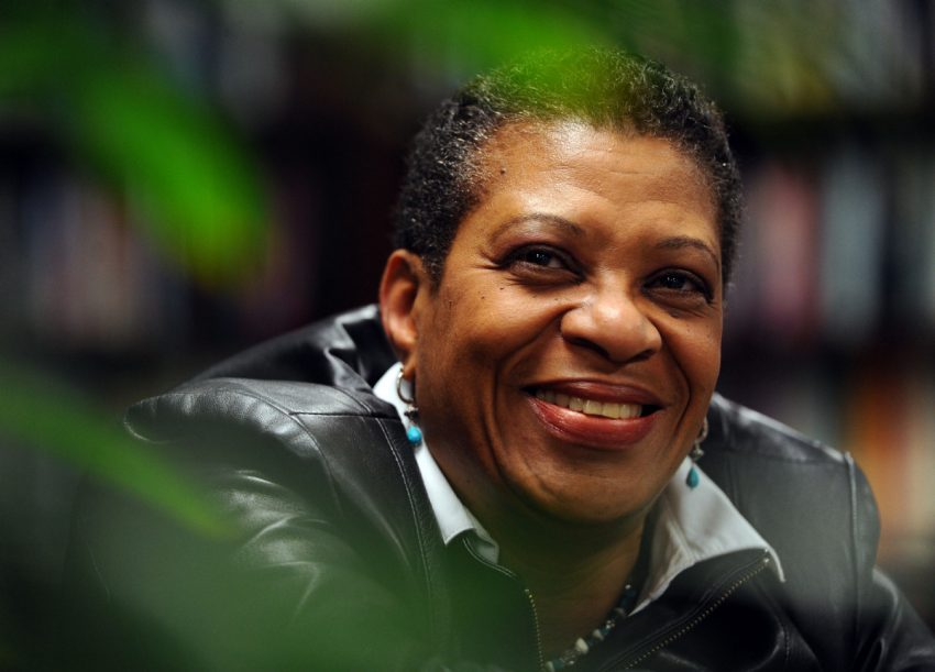 Terry James, who served for 30 years on the Toronto police force, was an inspiration for other black female officers.