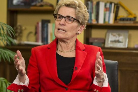 Insiders confide that Ontario Premier Kathleen Wynne will immediately accept privatization guru Ed Clark's findings.