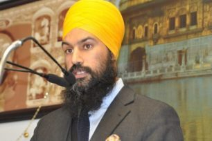 "Ontario's integrity commissioner ruled that Jagmeet Singh's errors ""were not the result of intentional behaviour on Mr. Singh's part."""