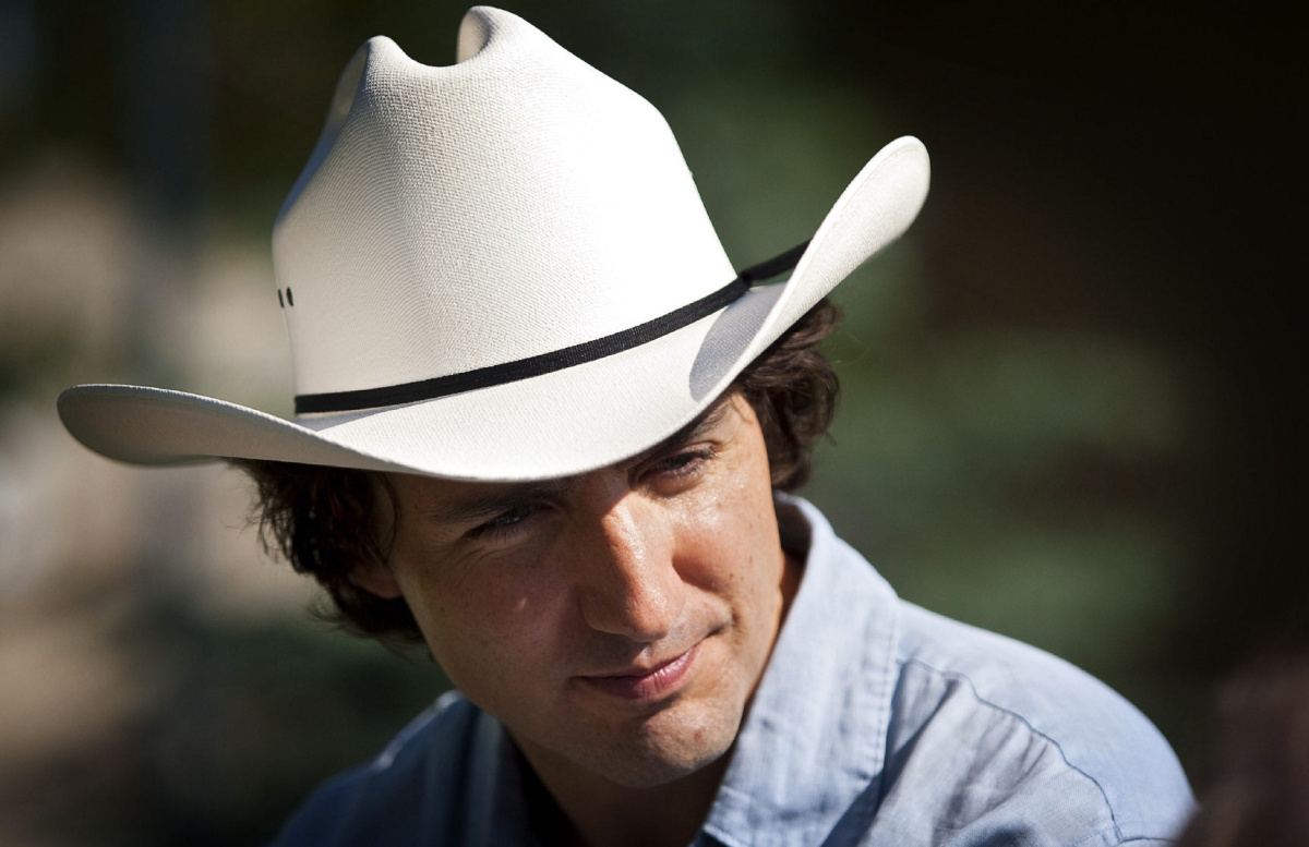 Justin Trudeau Gives Grits Hope In Heart Of Tory Country