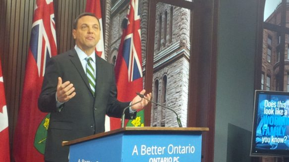 Ontario Progressive Conservative leader Tim Hudak's plan to create new jobs would perversely kill many existing jobs in the green energy sector, write Ken Neumann and Rick Smith.