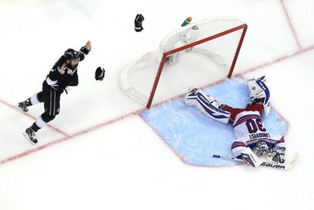 The Rangers losing to the Kings was one of the lowest points of my sports fandom.